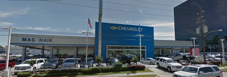 Mac Haik Chevrolet reviews - Houston, TX 77079 - 11711 Katy Fwy