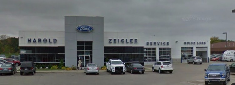 Harold Zeigler Plainwell >> Harold Ziegler Ford Reviews Plainwell Mi 49080 1260 M