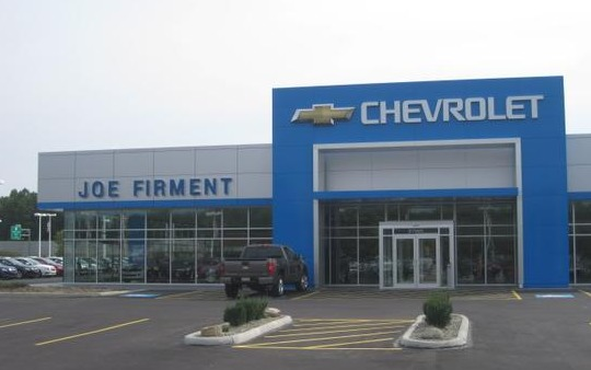 Firment chevy