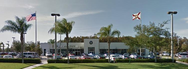 Fields Bmw South Orlando Reviews Orlando Fl 32837 9750 S Orange