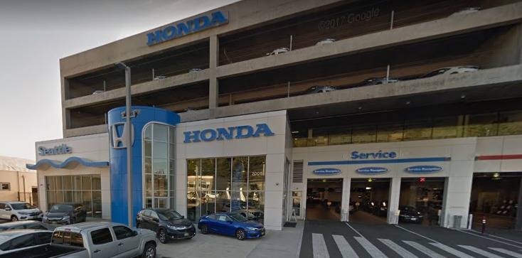 Honda Of Seattle >> Honda Of Seattle Reviews Seattle Wa 98101 1015 Olive Way