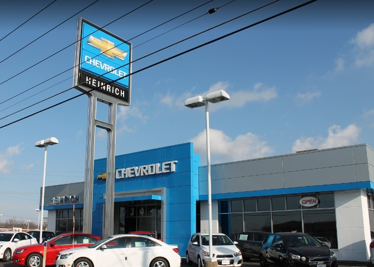 Heinrich Chevrolet Reviews Lockport Ny 14094 5775 S