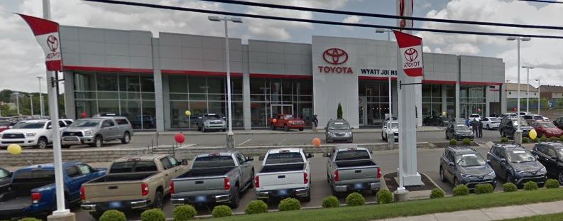 Wyatt Johnson Toyota >> Wyatt Johnson Toyota Reviews Clarksville Tn 37040 2595