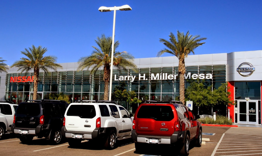Larry H. Miller Nissan Mesa Reviews   Mesa, AZ 85201   2025 W Riverview  Auto Dr