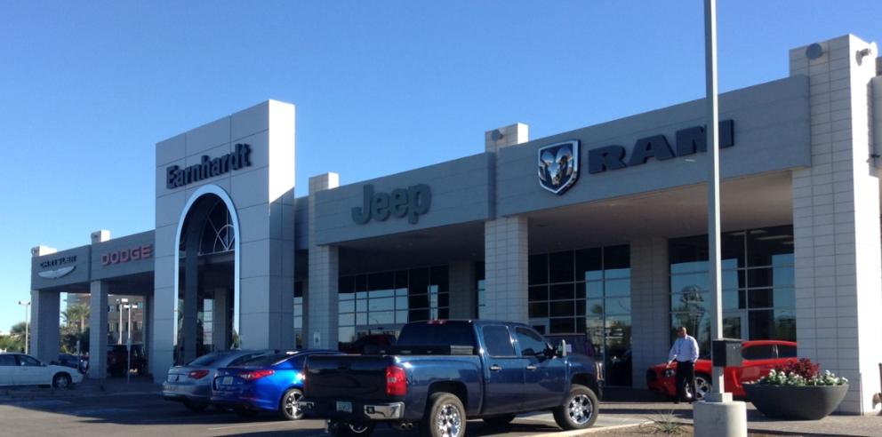 Earnhardt Chrysler Dodge Jeep Ram reviews - Gilbert, AZ 85297 - 1521