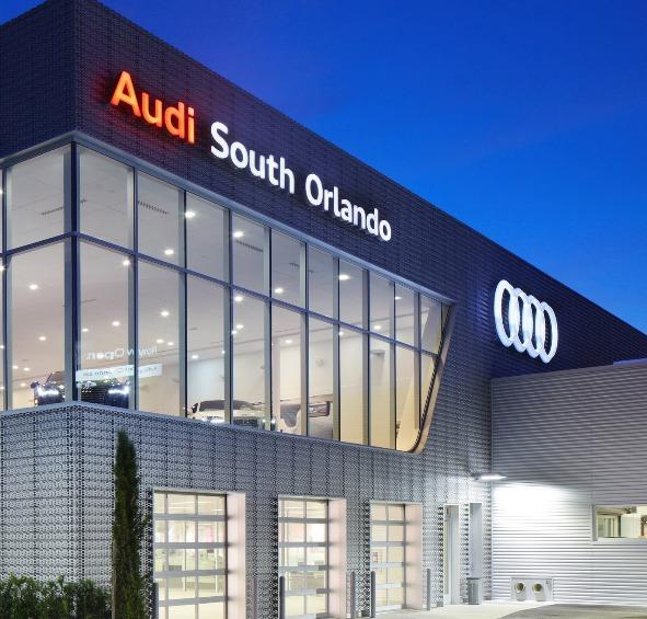 Audi South Orlando Reviews Orlando FL Vineland Road - Audi south orlando