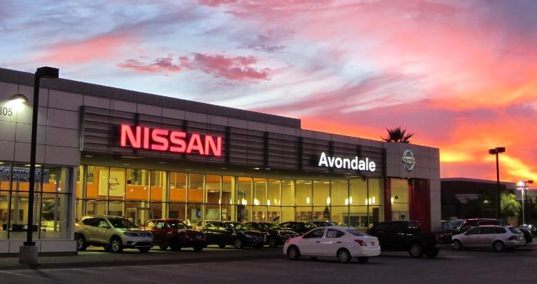 Avondale Nissan Picture