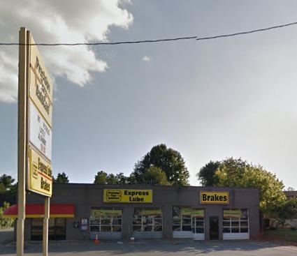 Precision tune and auto greensboro store numbers free