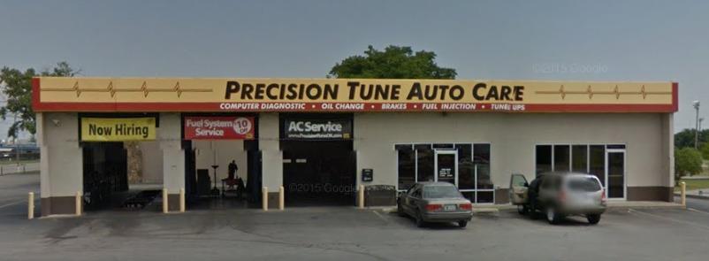 Precision Tune Auto Care Reviews Tulsa Ok 74146 9709 East 51st