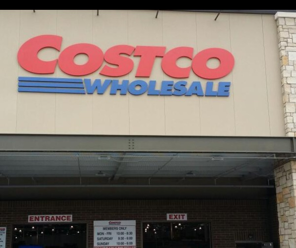 costco woodlands