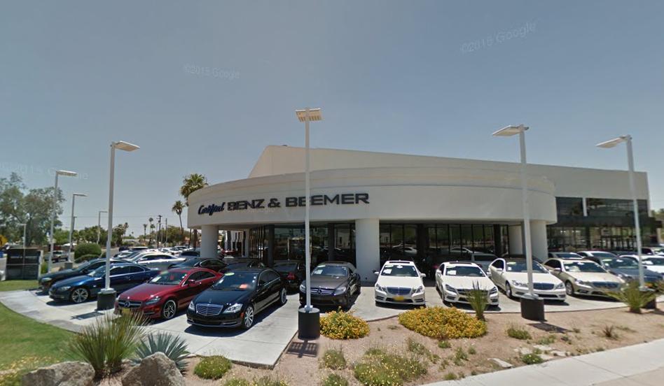 Certified Benz Beemer Reviews Scottsdale Az 85257 6725 E