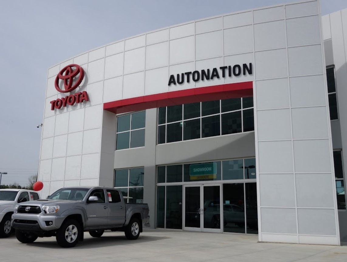 Autonation Thornton Road >> Autonation Toyota Thornton Road Reviews Lithia Springs Ga