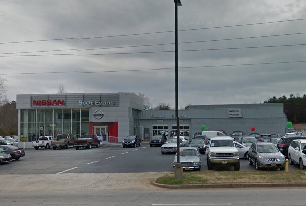 Scott Evans Nissan Reviews Carrollton Ga 30117 725 Bankhead Hwy