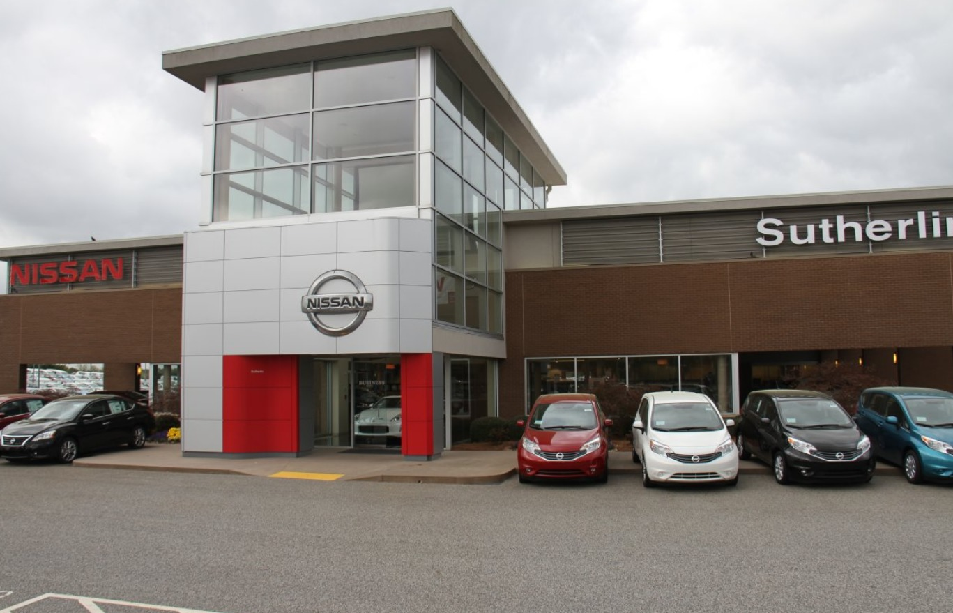 Sutherlin Nissan Mall of Georgia reviews - Buford, GA 30519 - 3520
