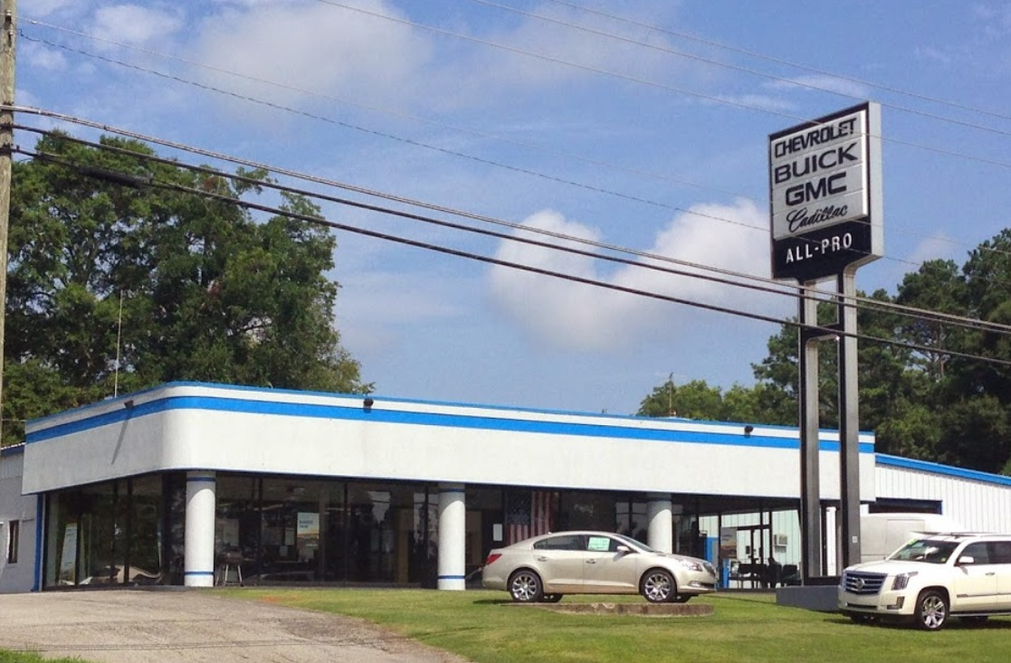 All Pro Chevrolet Gm Buick Cadillac Reviews Lagrange Ga 30240 709 New Franklin Rd