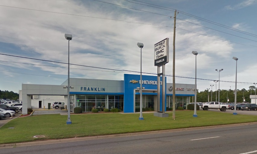 Franklin Chevrolet Cadillac Buick Gmc Reviews Statesboro Ga 30458