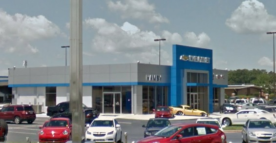 Hamby Chevrolet Buick GMC reviews - Perry, GA 31069 - 2000 Us Highway