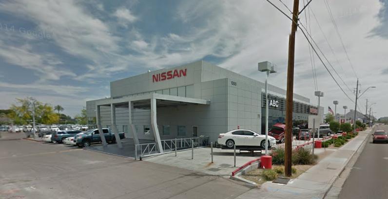 ABC Nissan reviews - Phoenix, AZ 85014 - 1300 E Camelback Rd