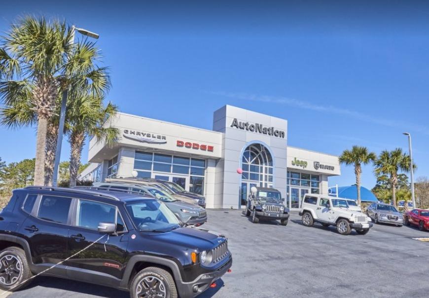 dodge dealership near savannah ga Chrysler Dodge Jeep Ram Fiat of South Savannah* reviews - Savannah