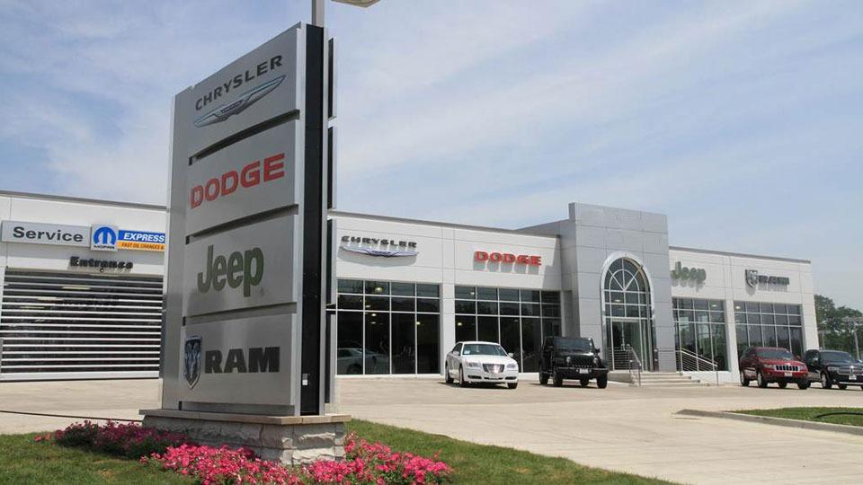 Ganley Chrysler Dodge Jeep Ram of Aurora reviews - Aurora, OH 44202