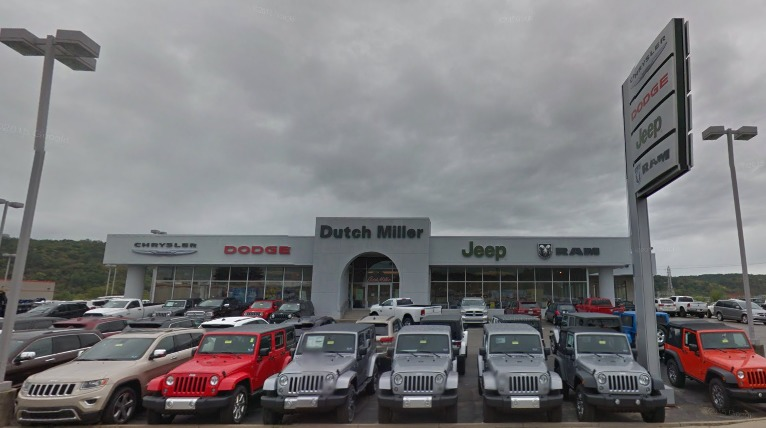 Dutch Miller Dodge >> Dutch Miller Chrysler Dodge Jeep Ram Reviews South Charleston Wv