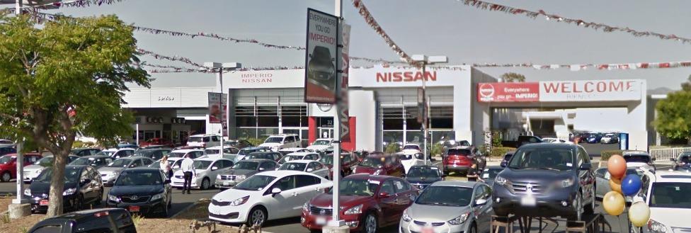 Imperio Nissan of Irvine reviews - Irvine, CA 92618 - 32 Auto Center