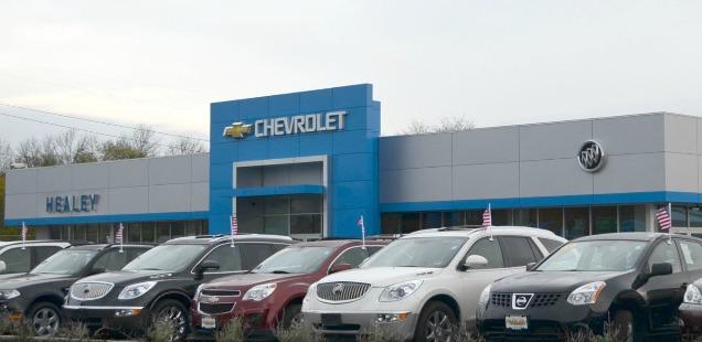 Healey Brothers Chevrolet Buick Reviews New Hampton Ny 10958