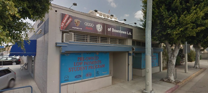 audi of downtown l.a. reviews - los angeles, ca 90007 - 1900 s