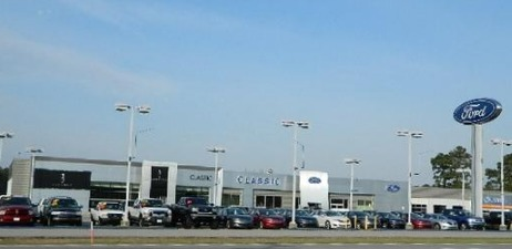 Ford Dealership Columbia Sc >> Classic Ford Lincoln Of Columbia Reviews Columbia Sc