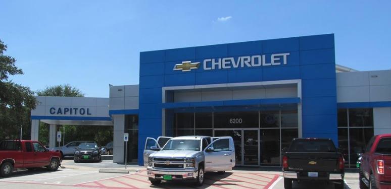 Capitol Chevrolet Austin >> Capitol Chevrolet Reviews Austin Tx 78745 6200 S Ih 35