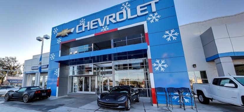 Stevens Creek Chevrolet >> Chevrolet Of Stevens Creek Reviews San Jose Ca 95117