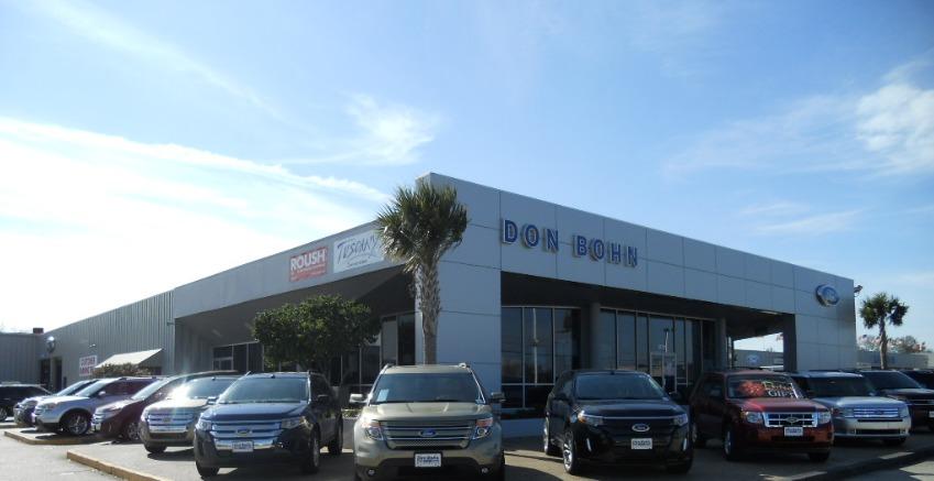 Don Bohn Ford >> Don Bohn Ford Reviews Harvey La 70058 3737 Lapalco Blvd
