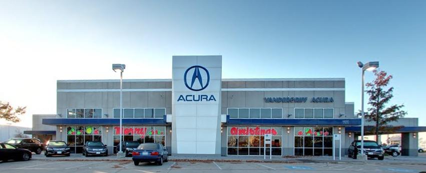 Vandergriff Acura reviews - Arlington, TX 76017 - 1100 W I-20 on